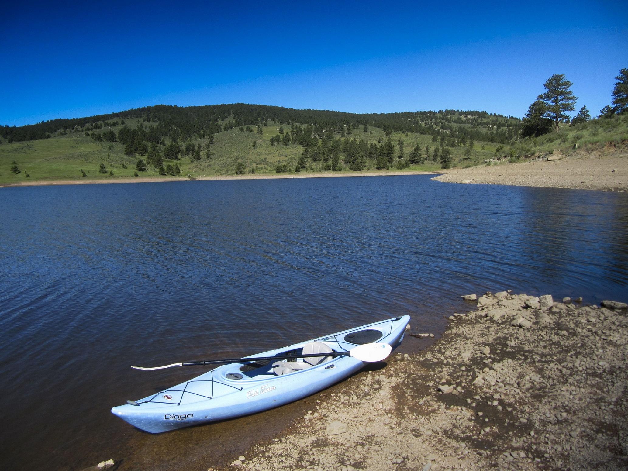 Pinewood Reservoir | Larimer County