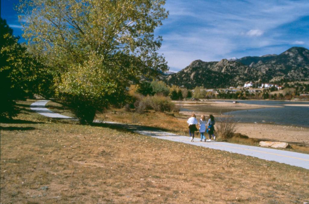 Imagen 1: Lake Estes Trail