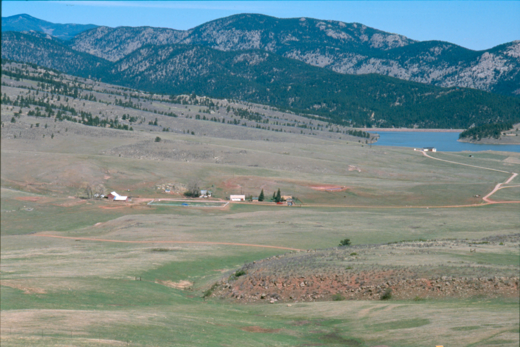Image 4: Blue Mountain Bison Ranch