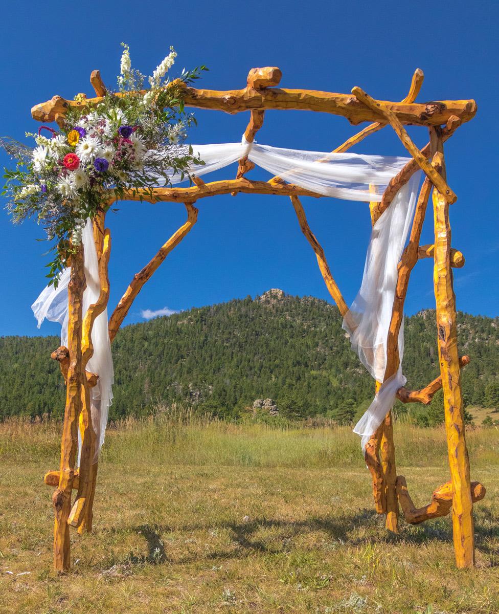 Image 2: Weddings in Estes Park