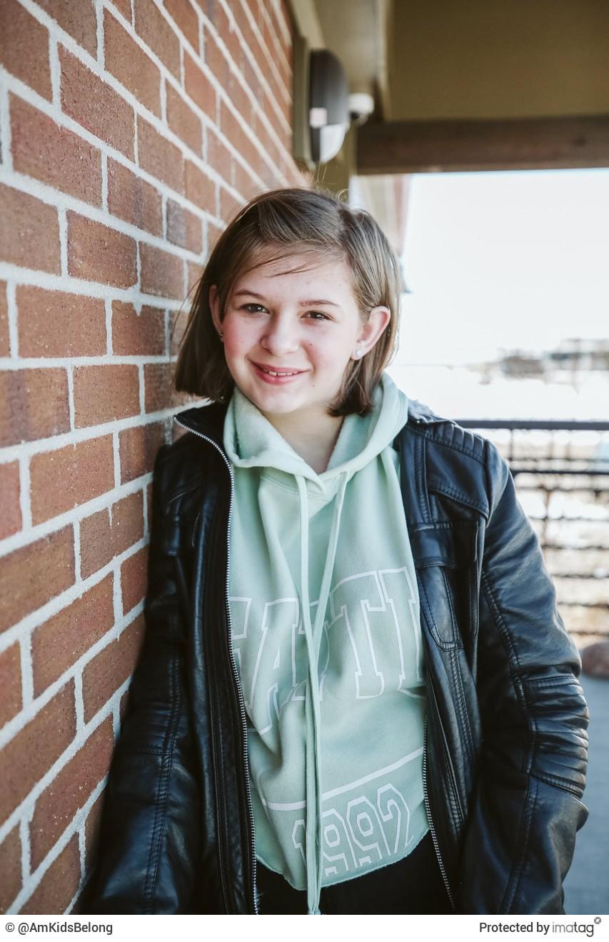 Image 7: Natalia, Age 12
