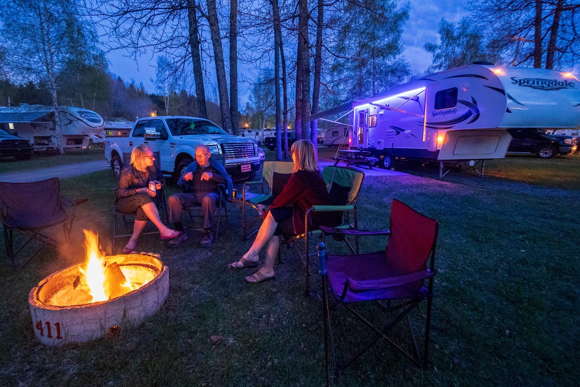 Campgrounds & RV Park Regulations link