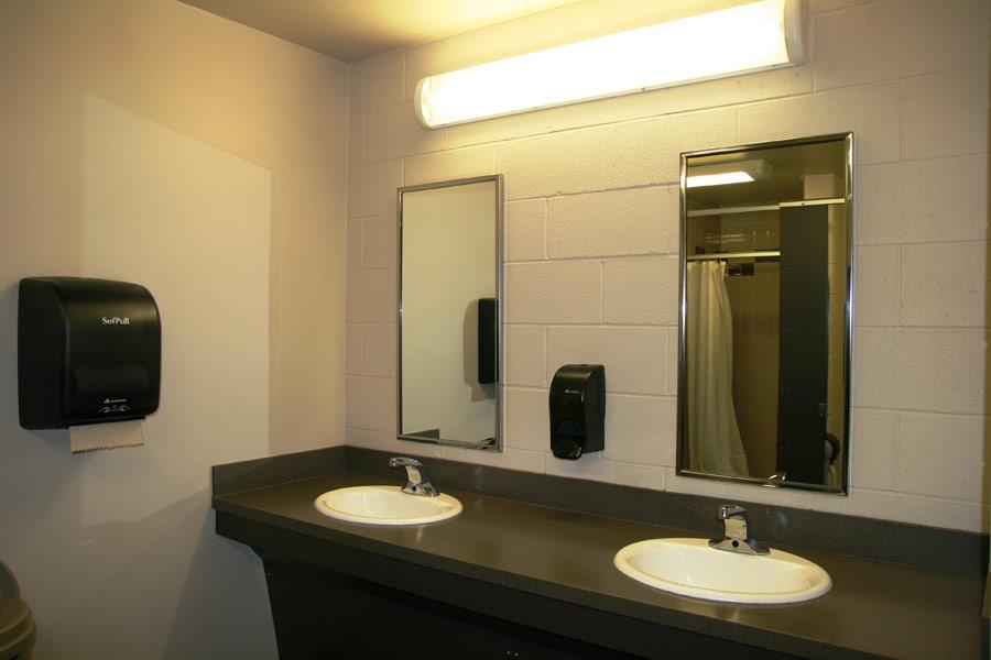 Image 5: Restroom Area