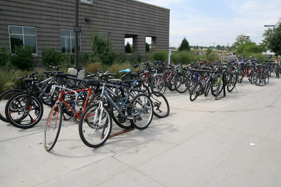 Image 16: Bike Rack