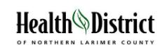 Enlace del Distrito de Salud del Norte del Condado de Larimer