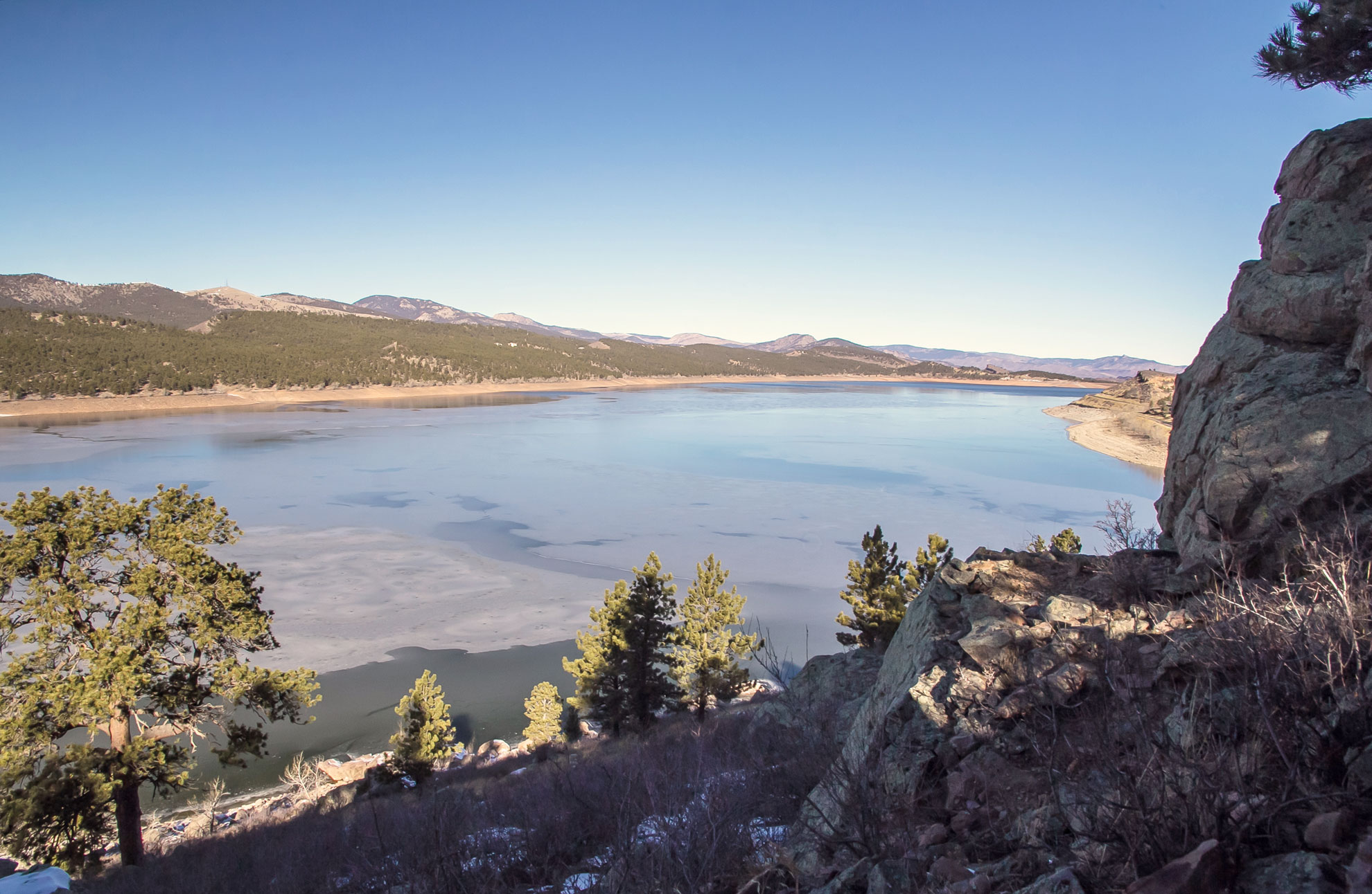 Carter Lake Larimer County