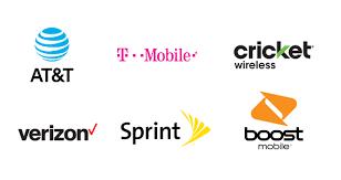Enlace de plantillas de empresas de telefonía celular