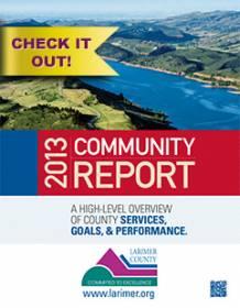 2013 Community Report link