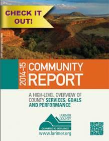2014-2015 Community Report link