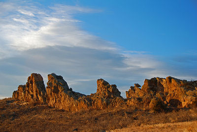 Image 6: Devils Backbone photo by Harry Strharsky