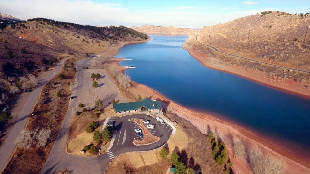 Image 3: Horsetooth Reservoir