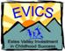 Logotipo de EVICS