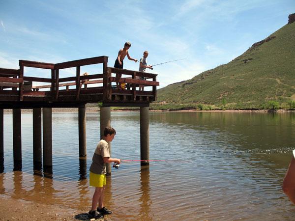 Image 8: Flatiron fishing