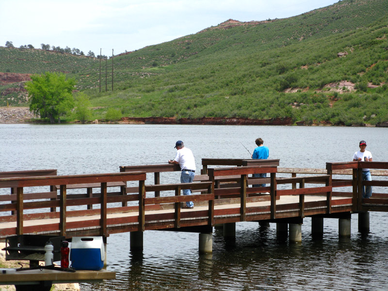 Image 4: Flatiron Reservoir