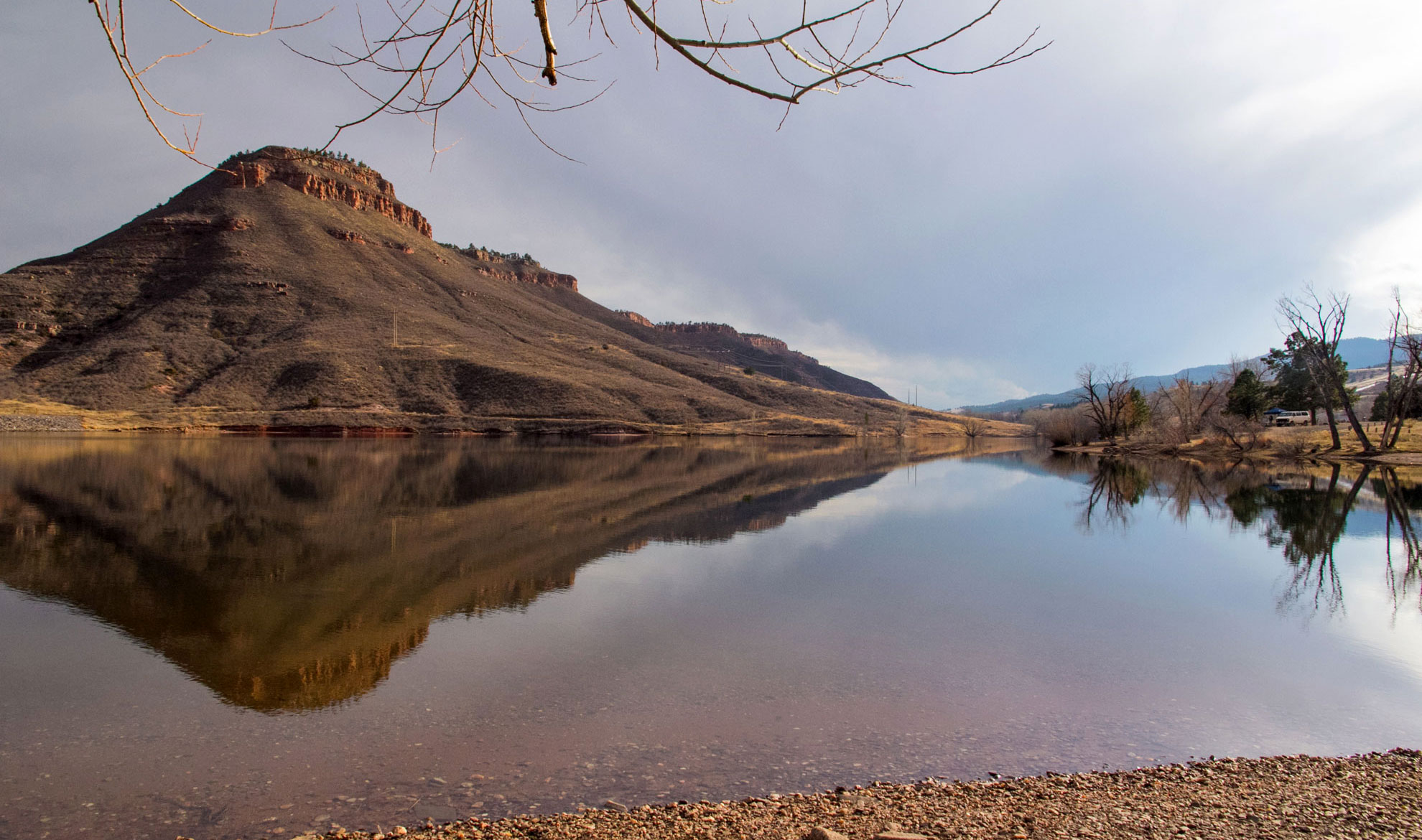 Image 1: Flatiron Reservoir