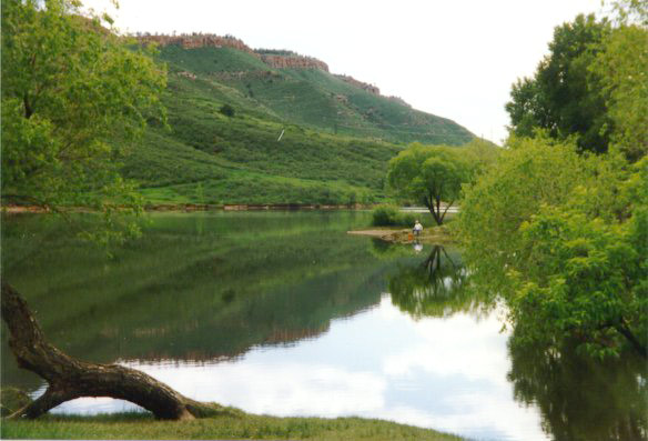 Image 3: Flatiron Reservoir