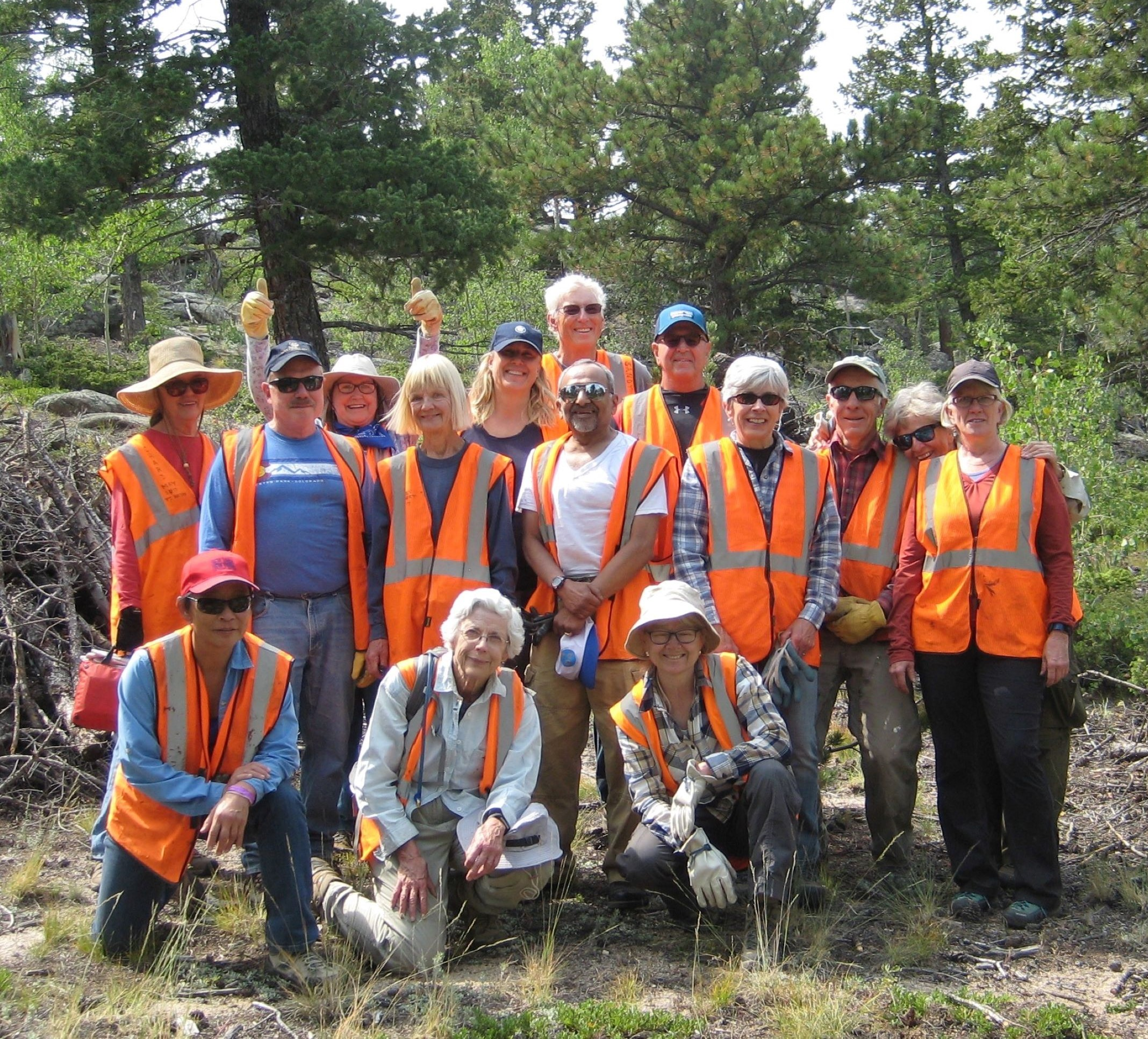 Request a Group Volunteer Project link