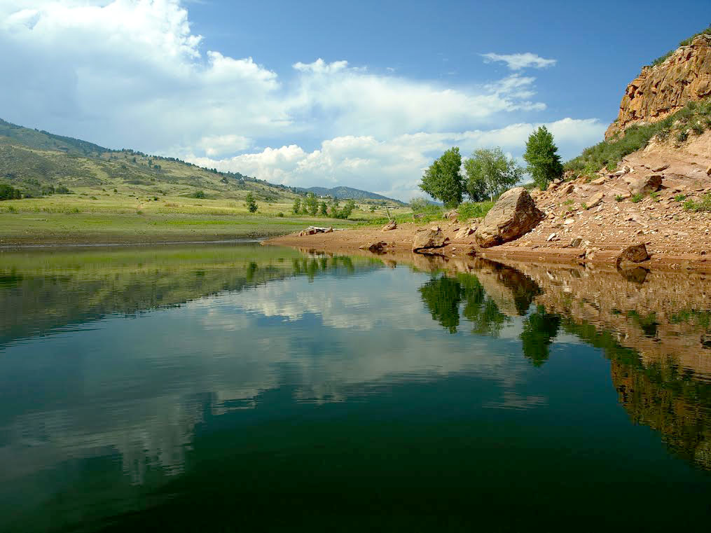 Image 19: Horsetooth Reservoir