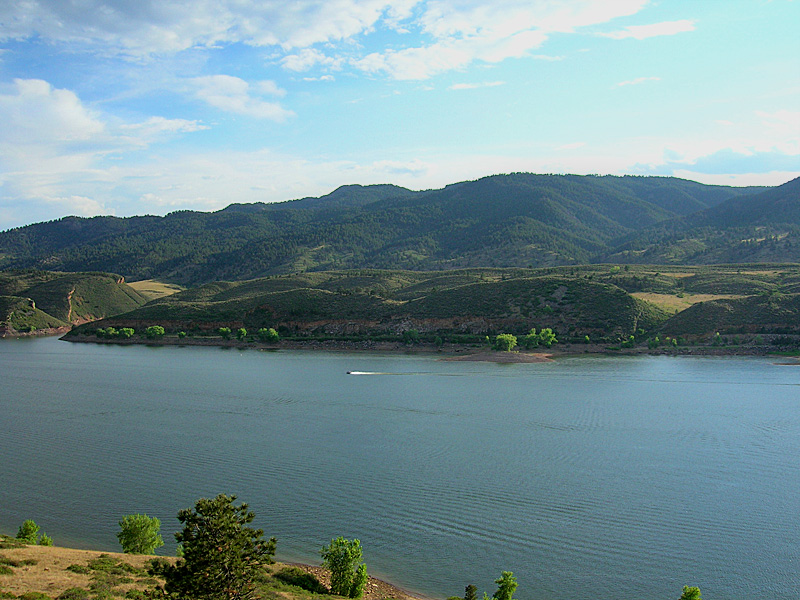 Image 13: Horsetooth Reservoir