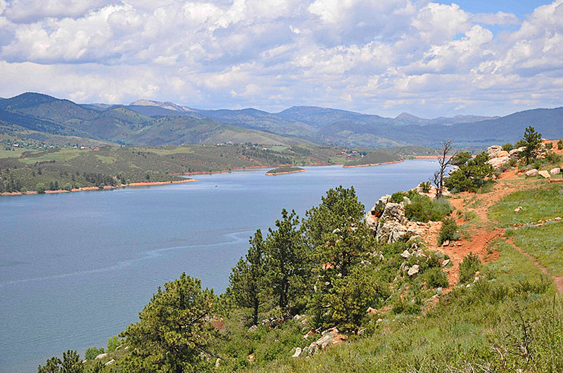 Image 6: Horsetooth Reservoir