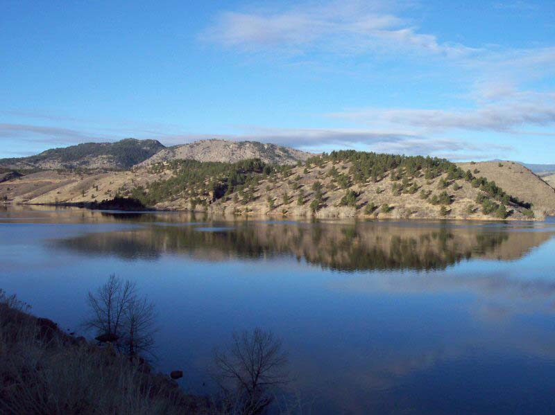 Image 10: Horsetooth Reservoir