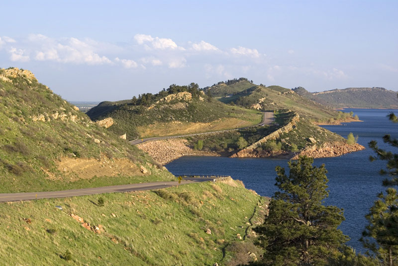 Image 9: Horsetooth Reservoir