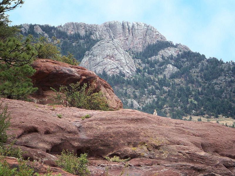 Image 9: Horsetooth Rock