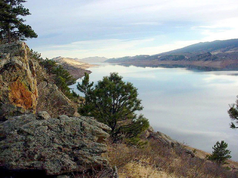 Image 20: Horsetooth Reservoir