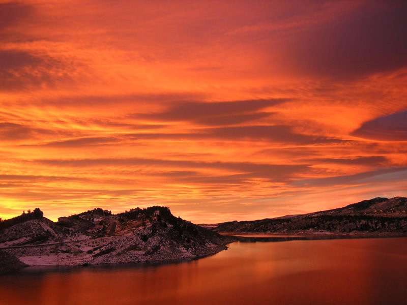 Image 7: Horsetooth Reservoir