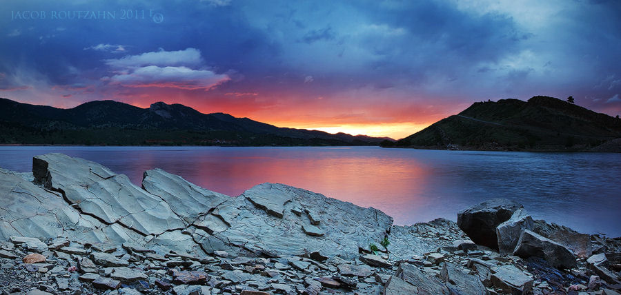 Image 12: Horsetooth Reservoir