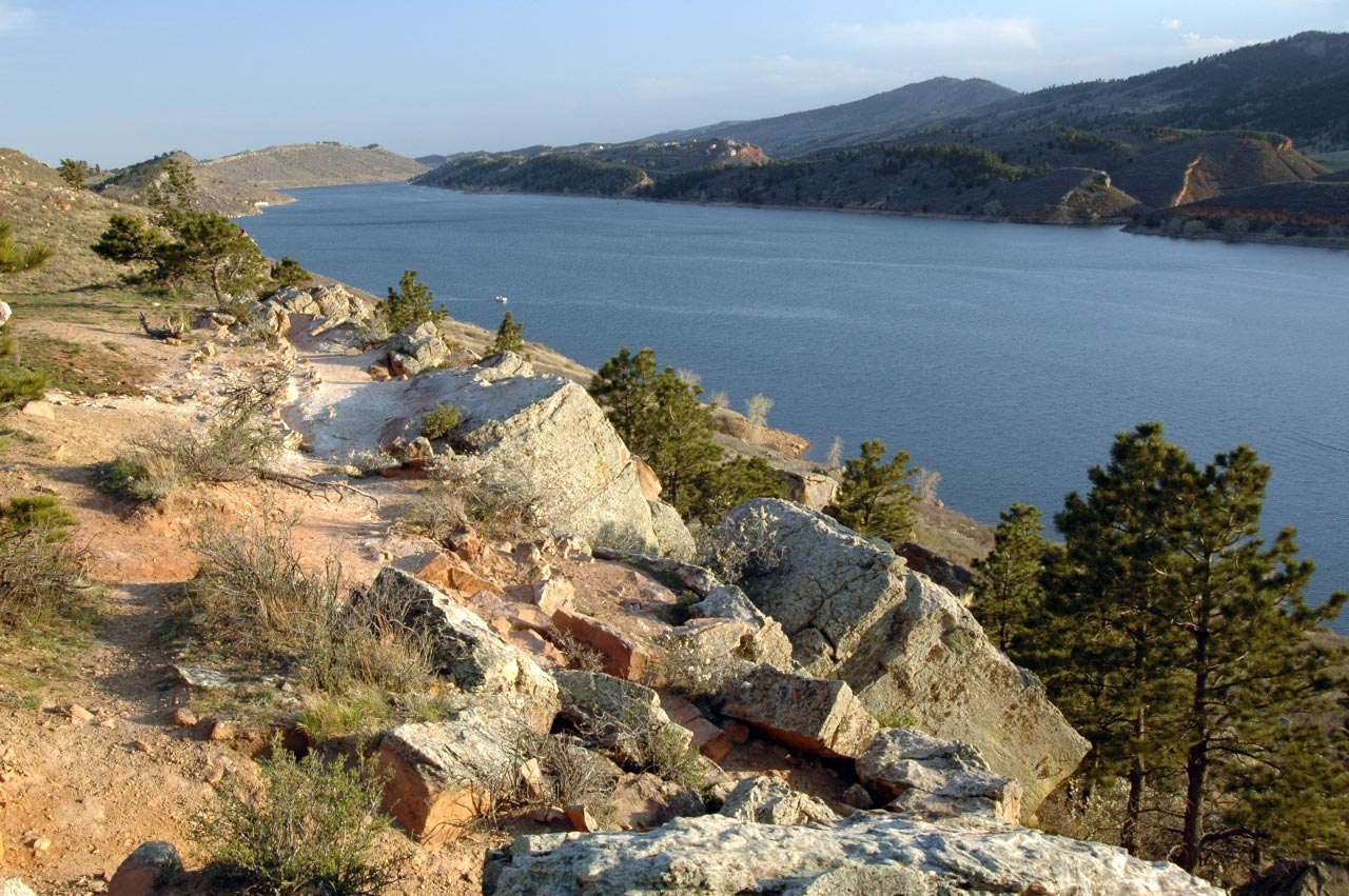 Image 15: Horsetooth Reservoir