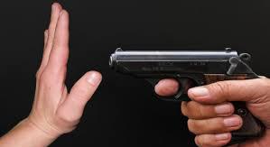 Enlace de seguridad de pistola