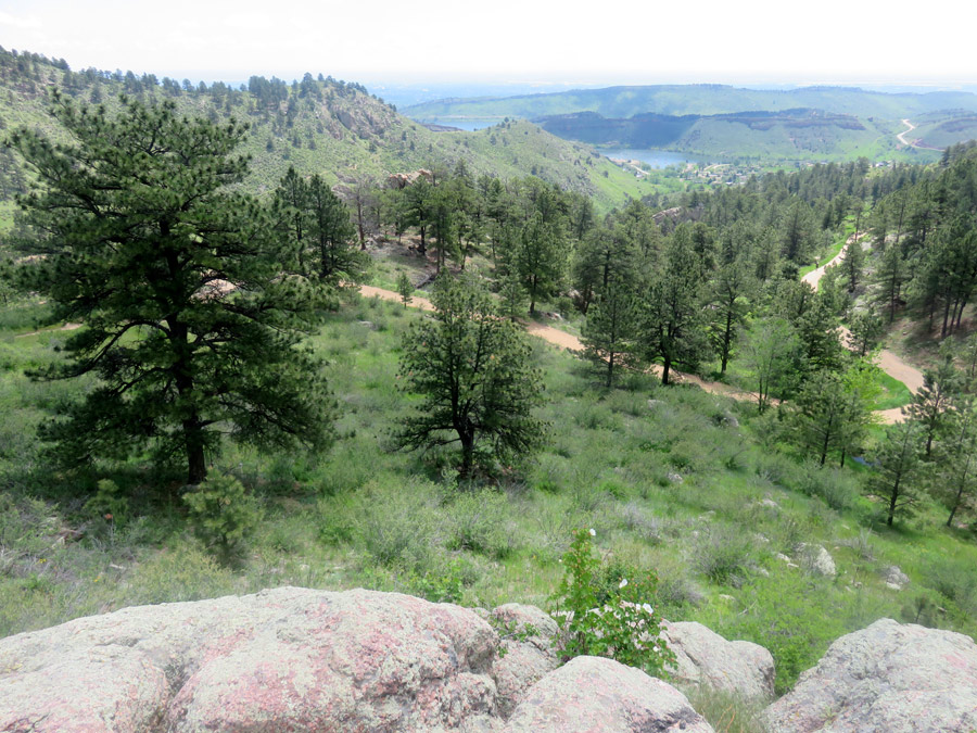 Image 3: Horsetooth Mountain