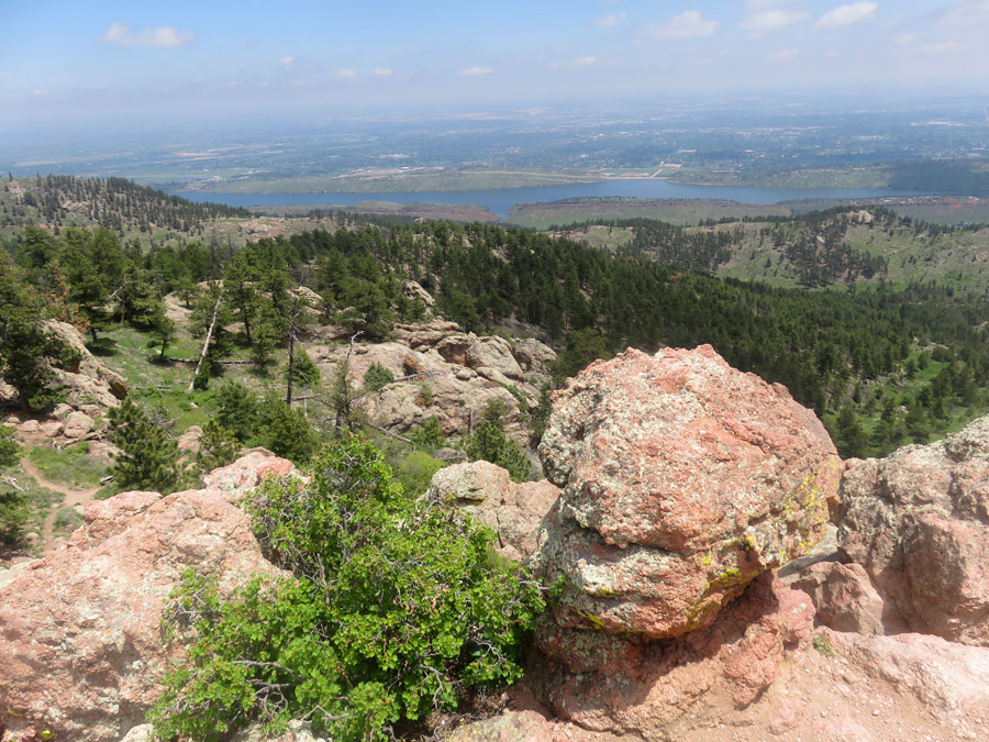 Image 6: Horsetooth Mountain