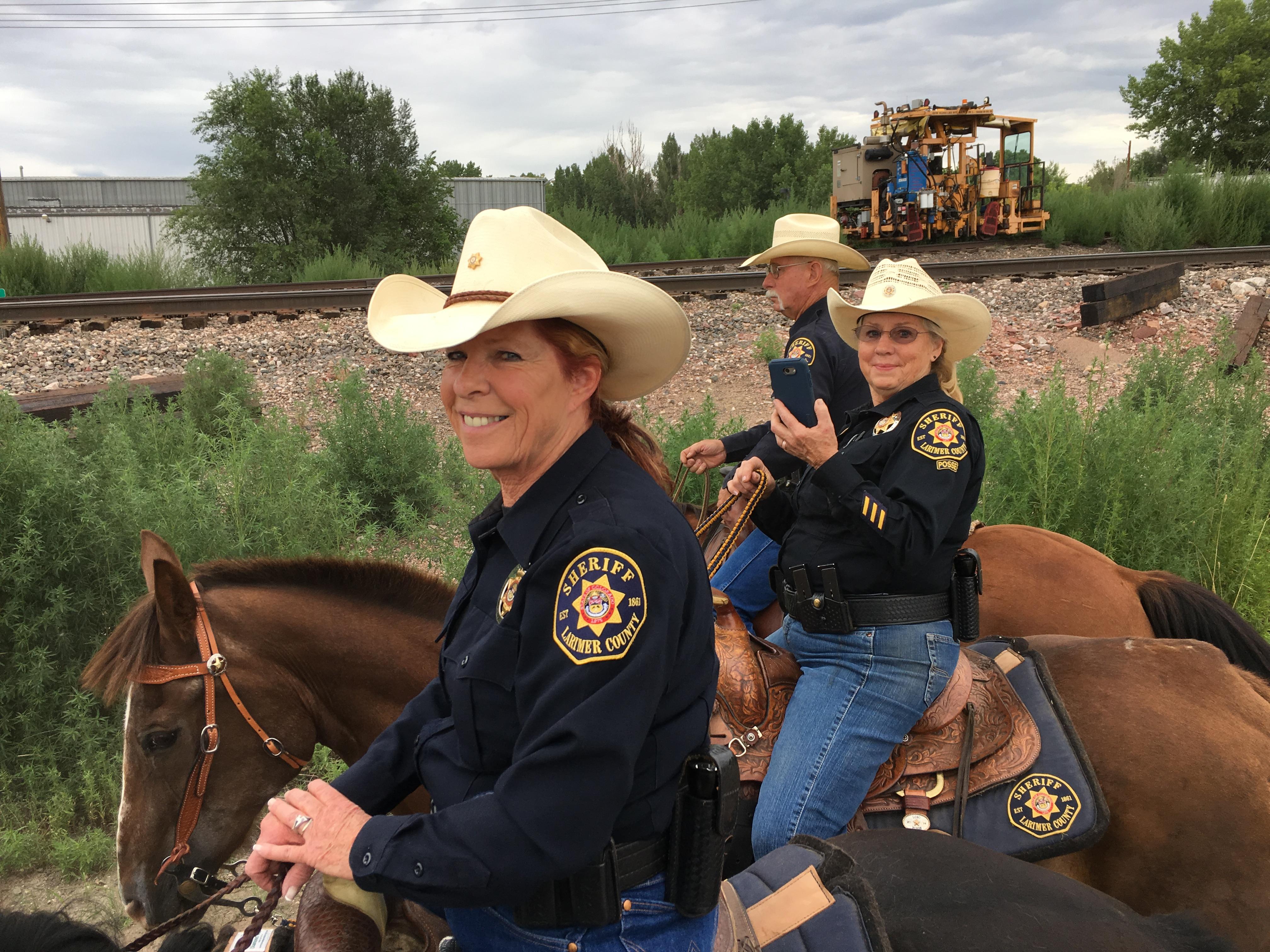 Imagen 3: Posse del Sheriff