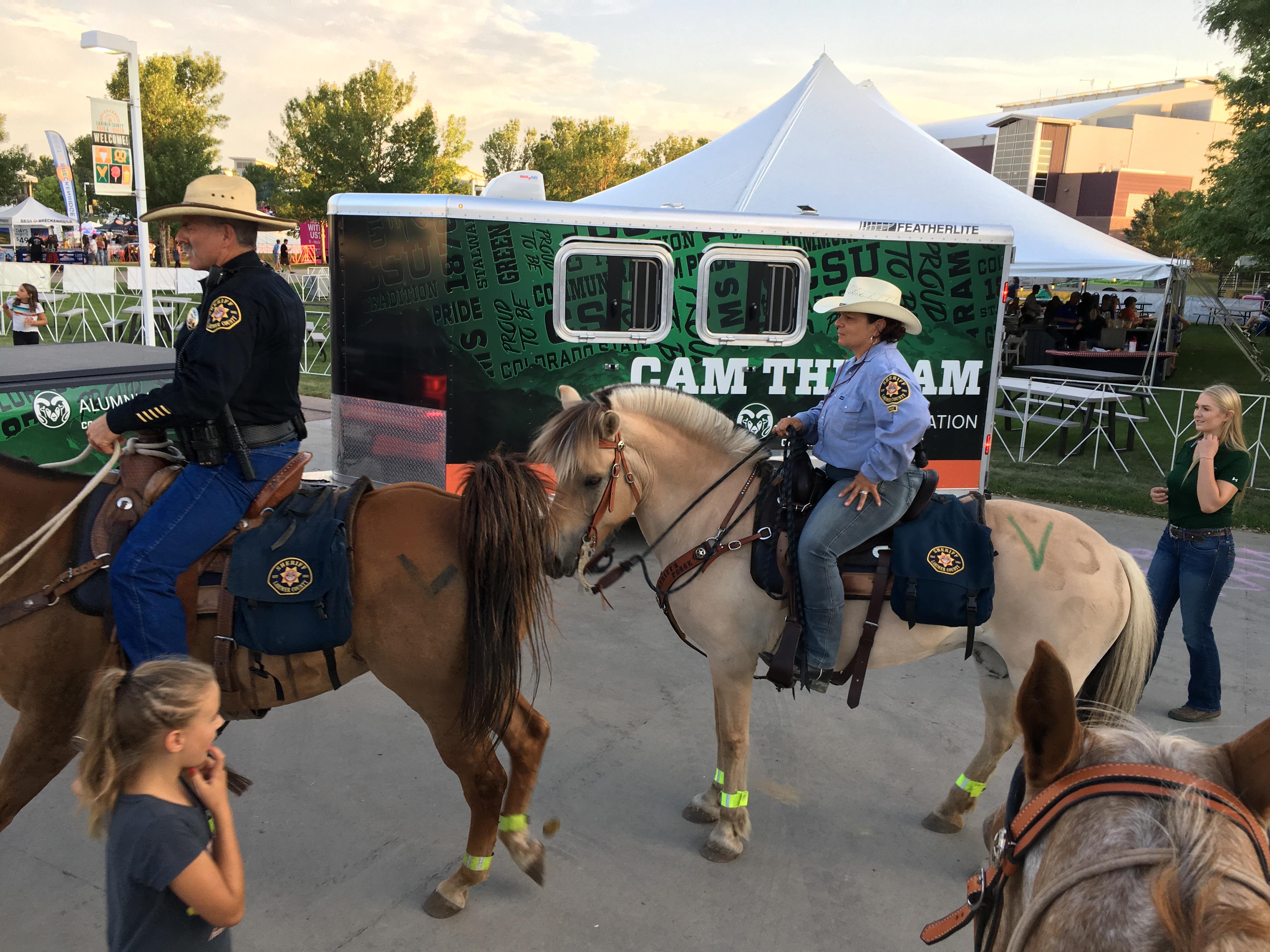 Imagen 4: Posse del Sheriff