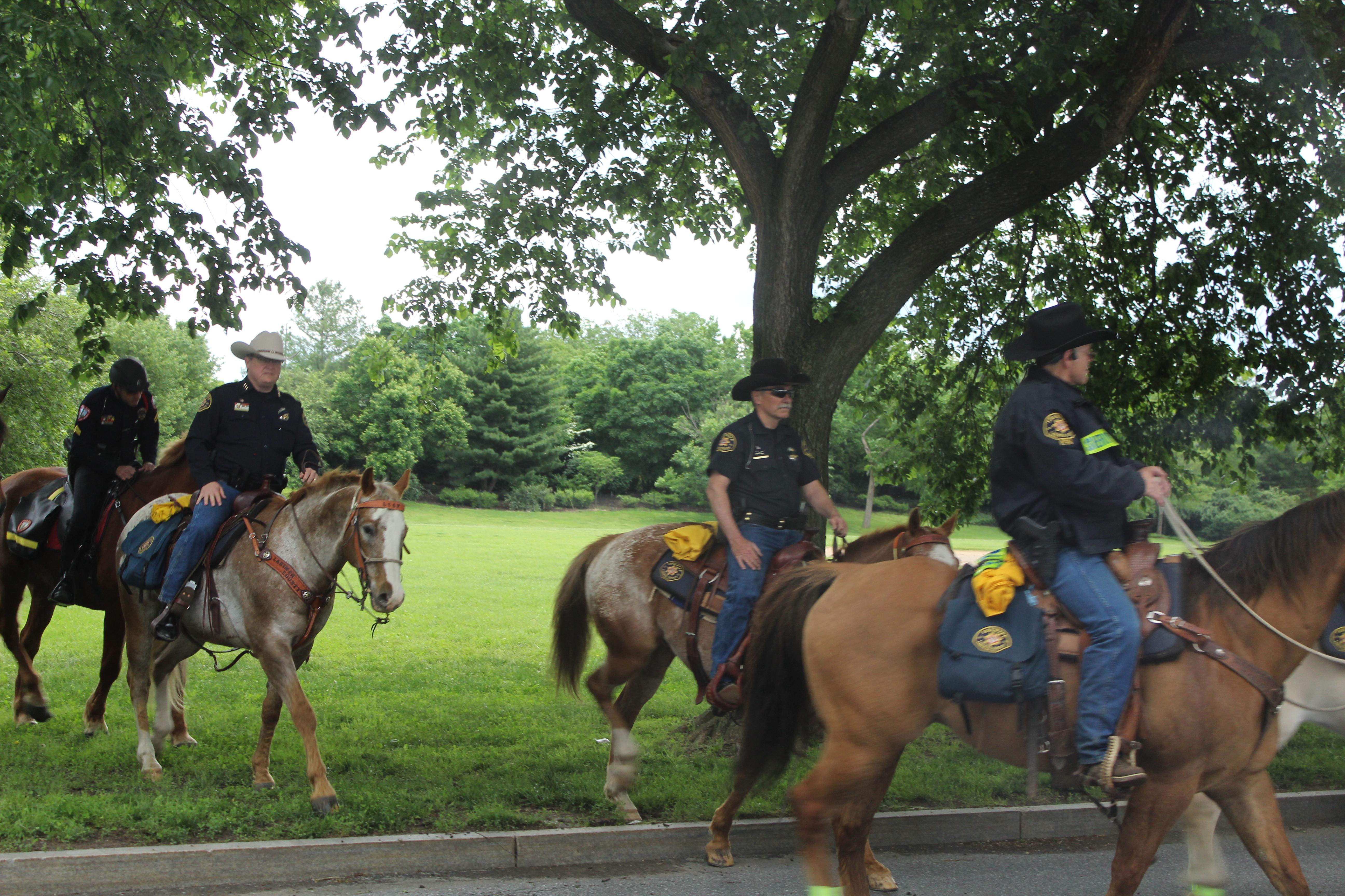 Imagen 12: Posse del Sheriff