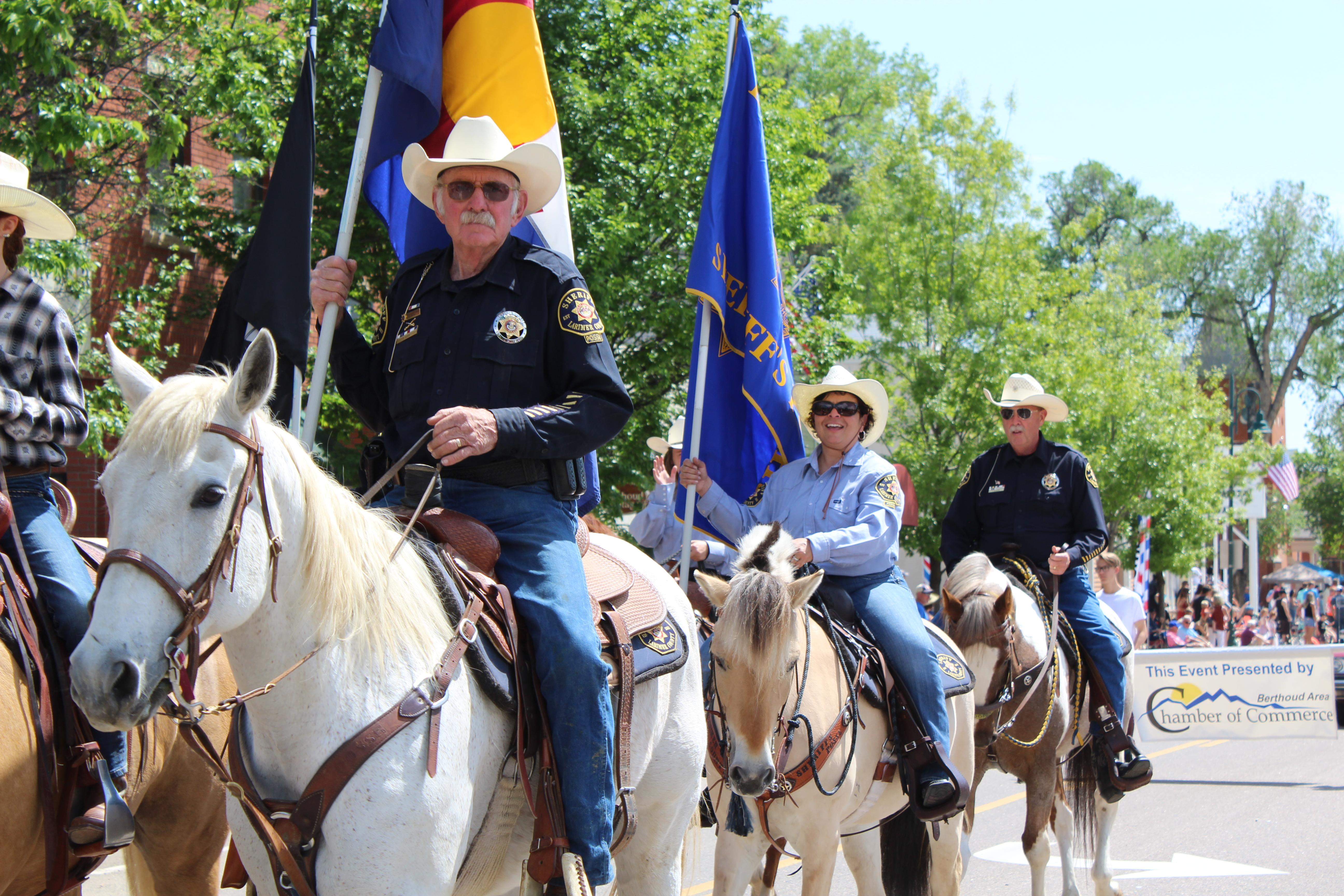 Imagen 15: Posse del Sheriff
