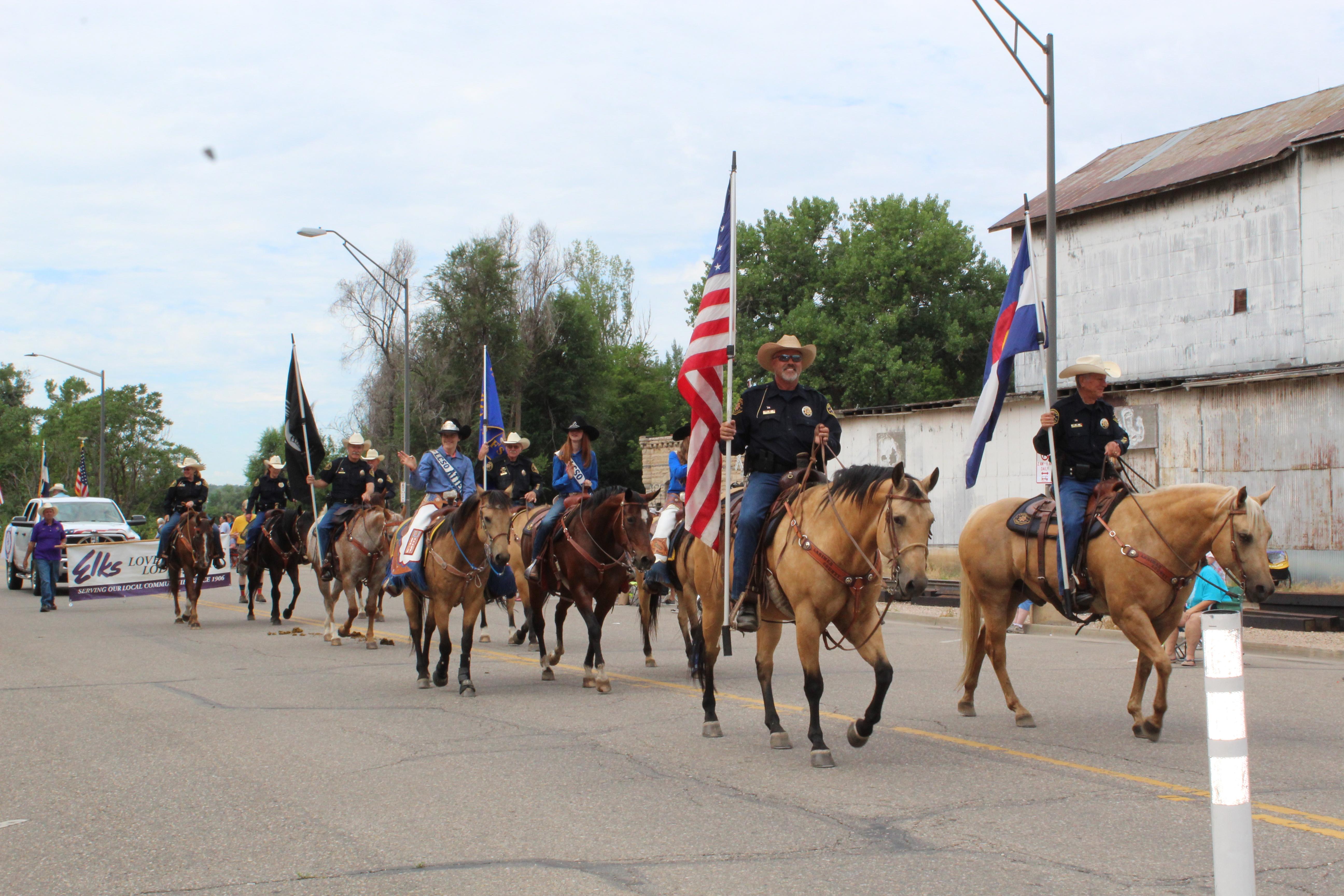 Imagen 19: Posse del Sheriff
