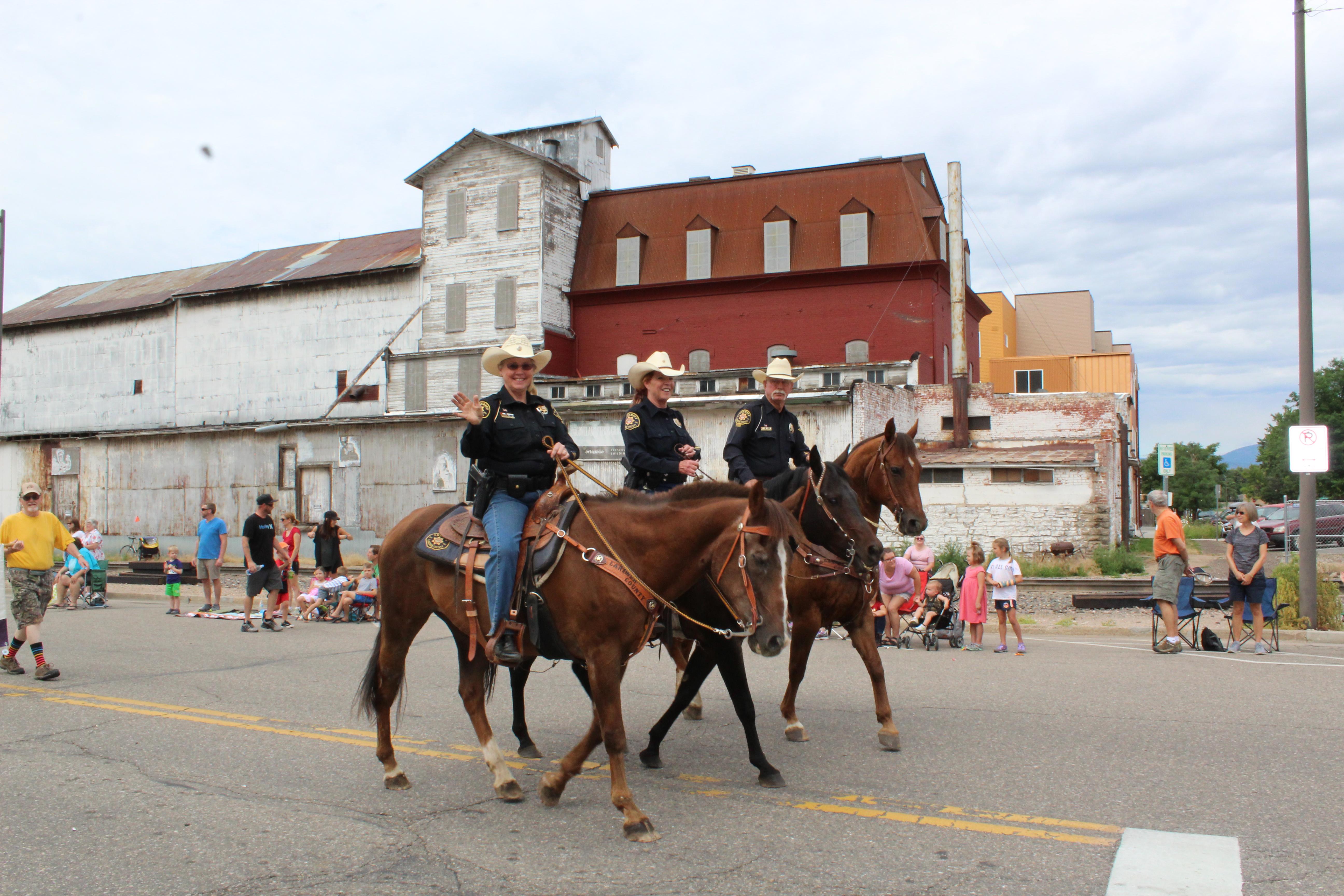 Imagen 20: Posse del Sheriff