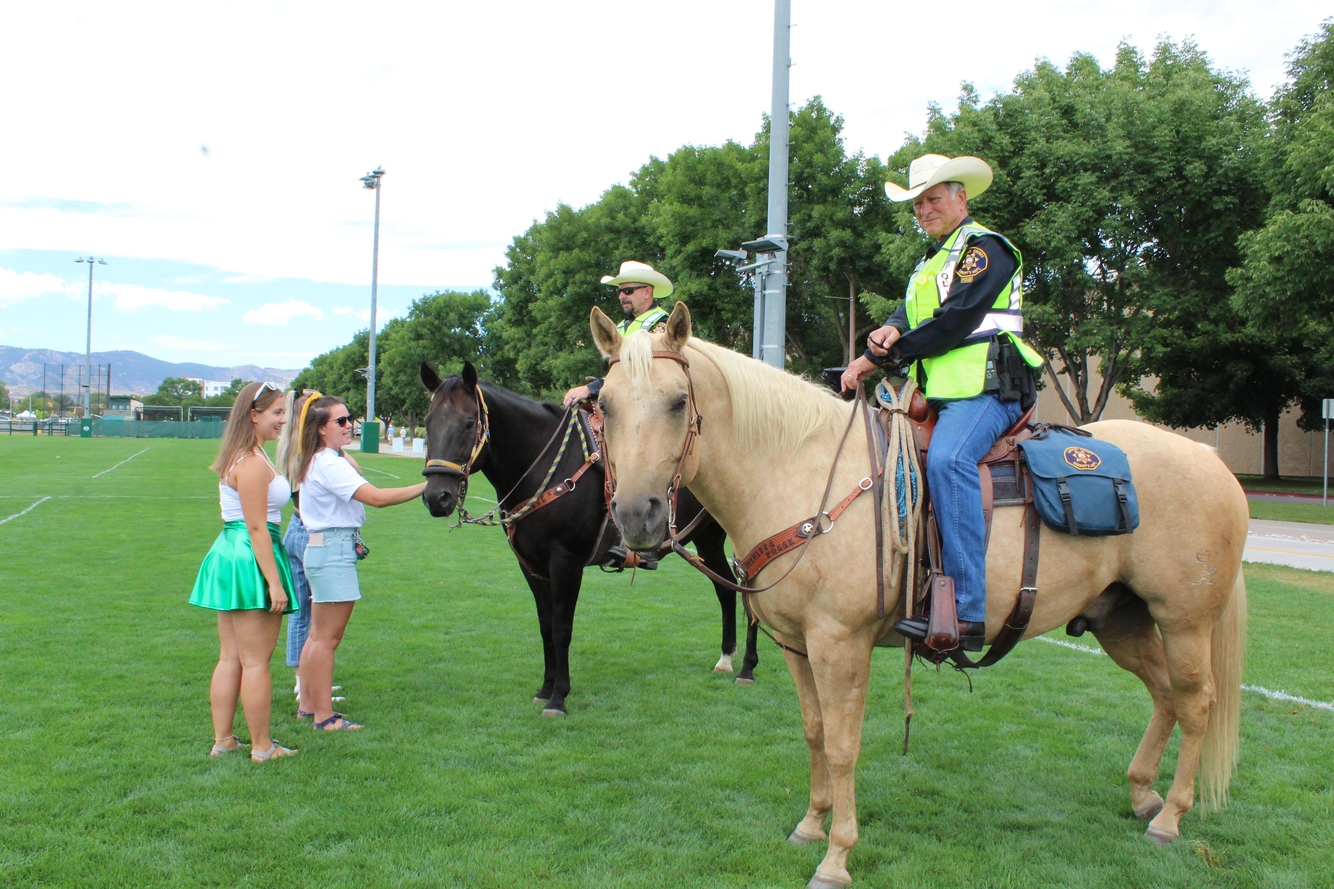 Imagen 23: Posse del Sheriff