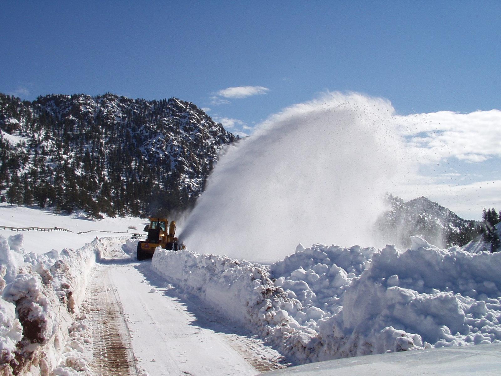 Imagen 2: Control de nieve y hielo