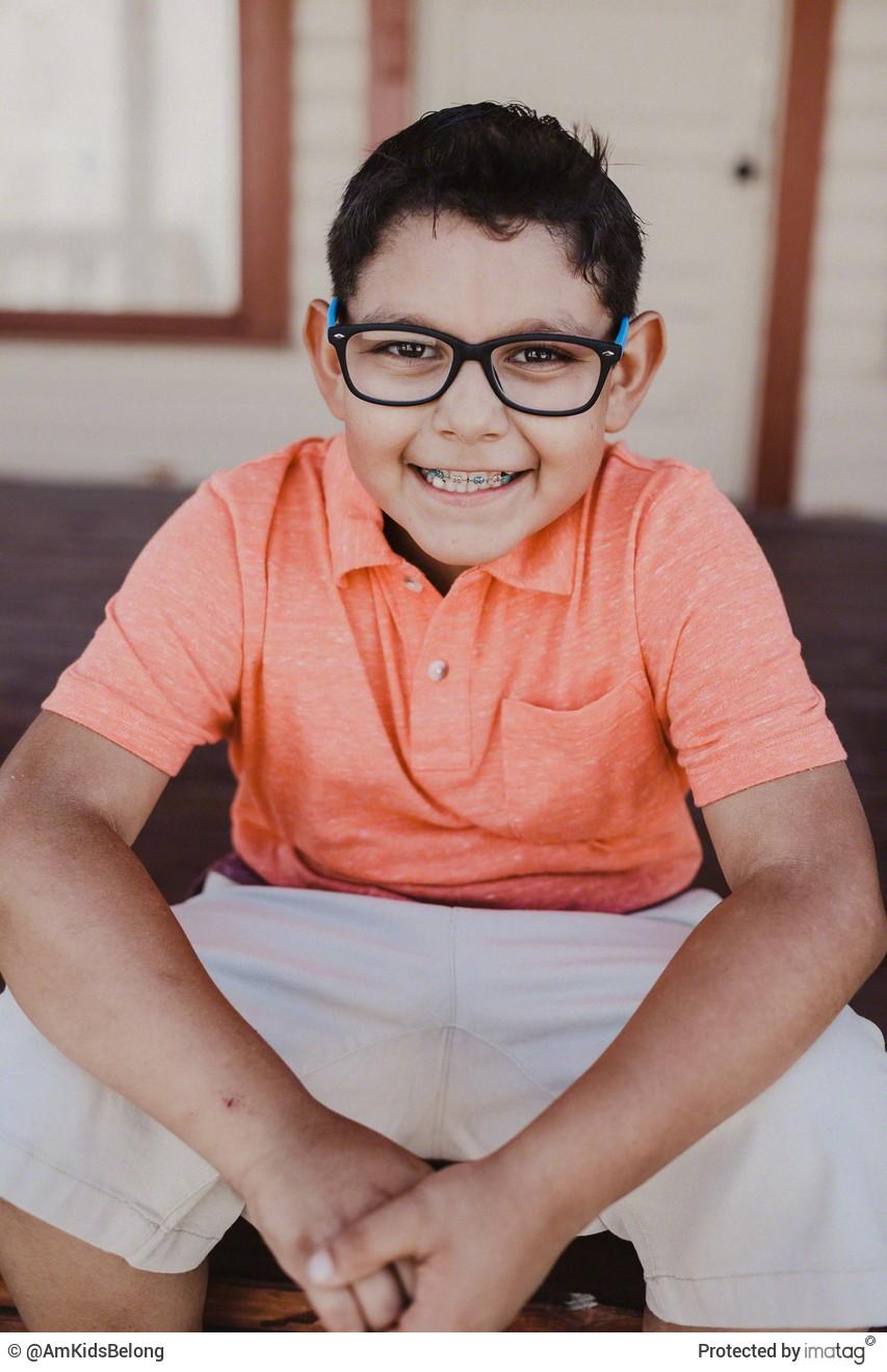 Image 4: Matthew, Age 10