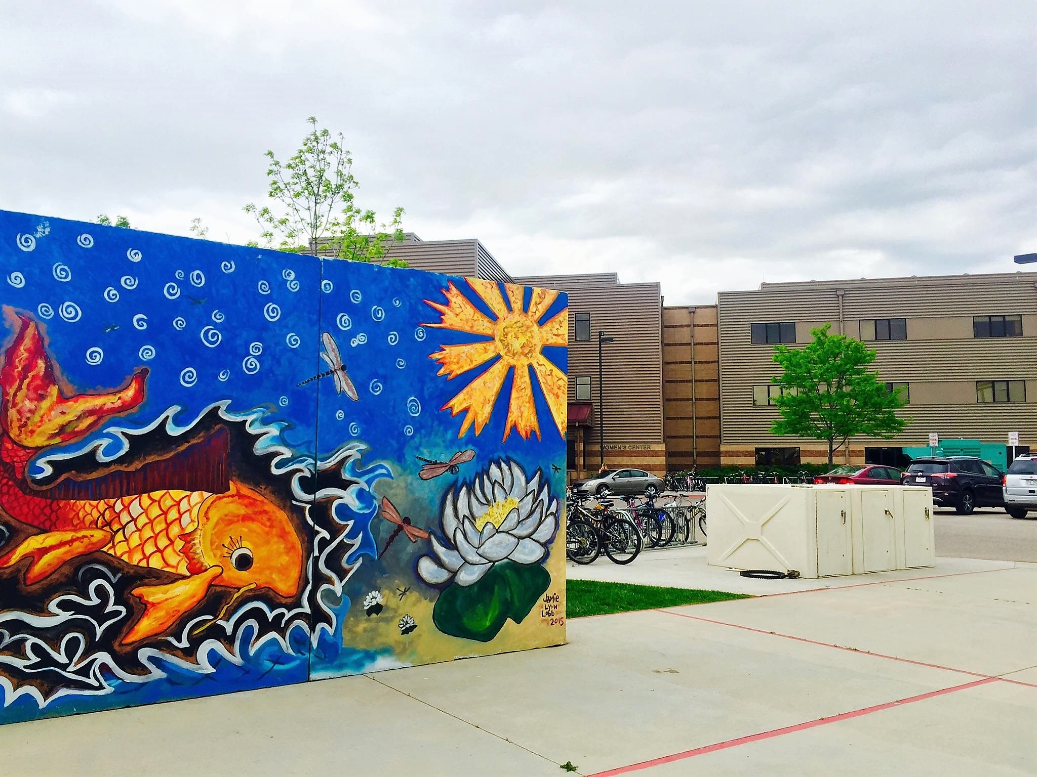Image 4: Help people achieve their best (Community Corrections recreation mural)