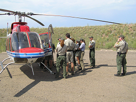 Image 3: Photo by Larimer County Ranger