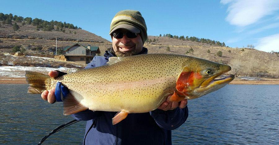 Imagen 18: Pesca de Horsetooth