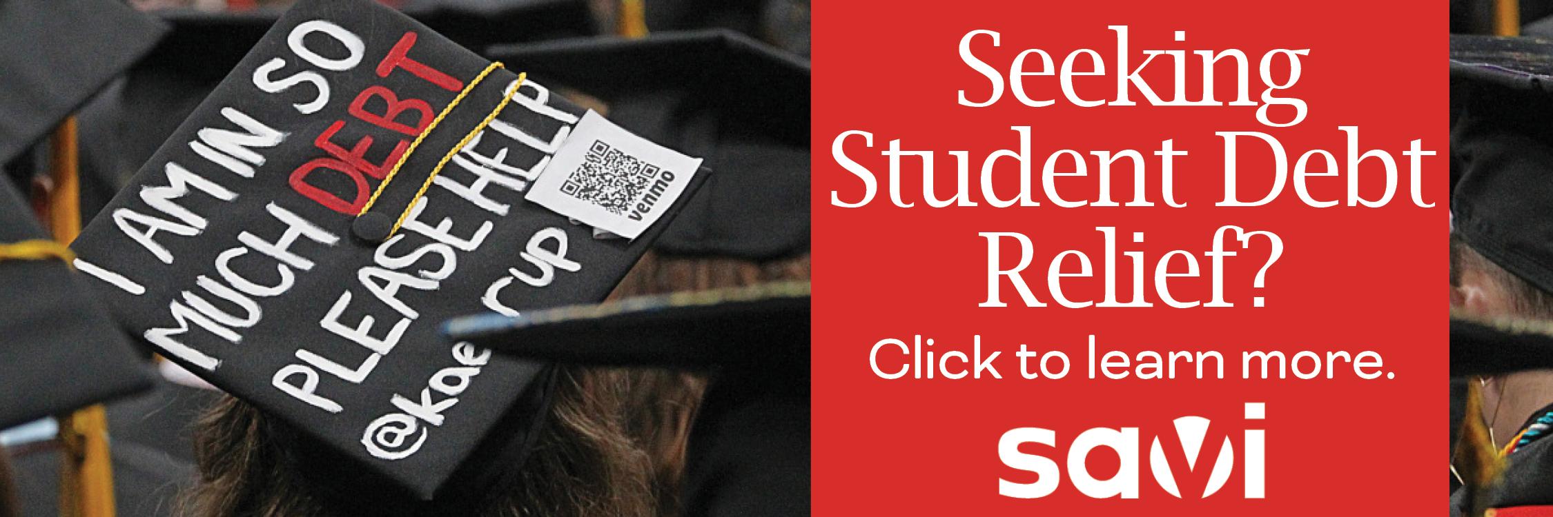 Imagen 2: Alivio de la deuda de los estudiantes