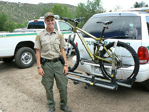Image 1: Photo by Larimer County Ranger