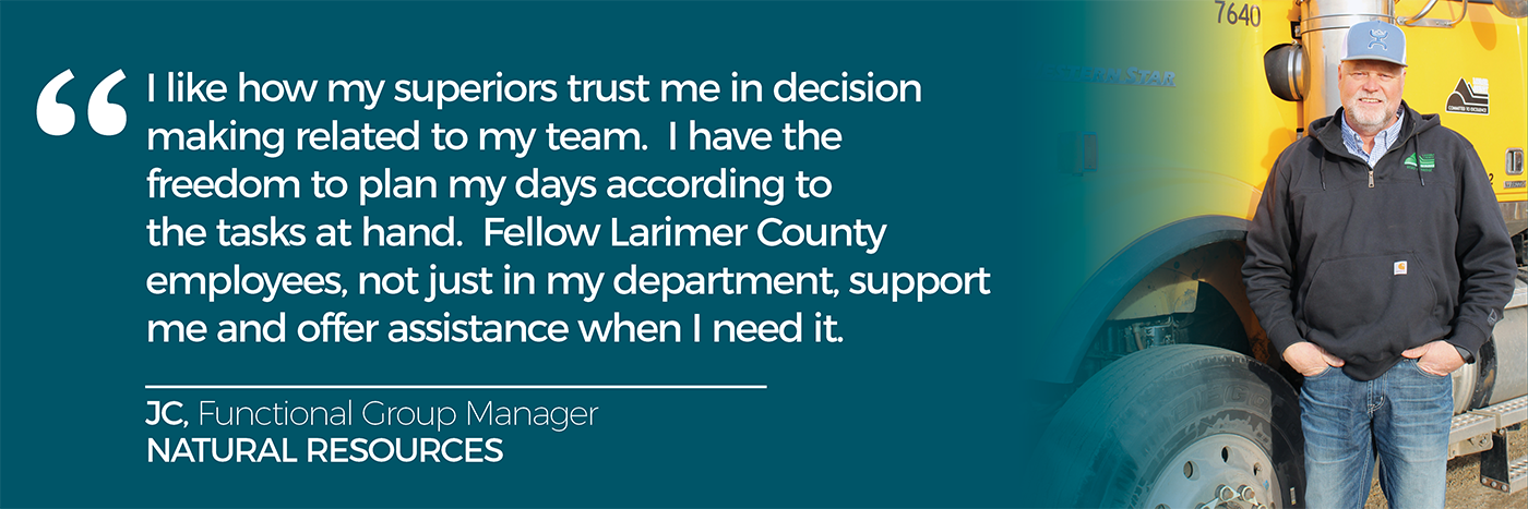 Image 2: Careers with Larimer County