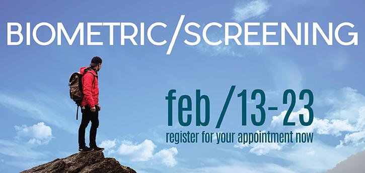 2018 Biometric Screening